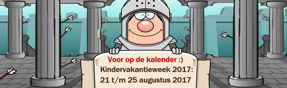 Kindervakantieweek Hilvarenbeek